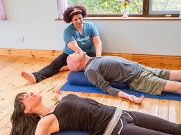 Burren Yoga Holidays Retreats Ireland Meditation Eco