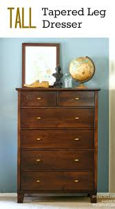 Apothecary Cabinet Woodworking Plans by Build A Diy 7 Drawer Dresser U2013 Building Plans By Buildbasic Www