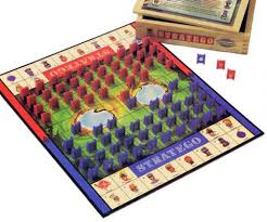 Picture 1 Stratego Board Game