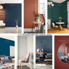 7 x wandfarbe des jahres 2019 wandfarbe trends 2019 lebe