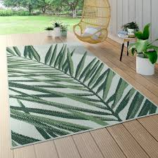 in outdoor teppich grün beige muster grün