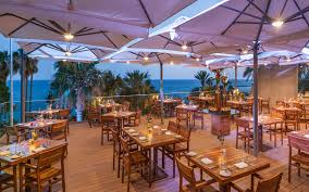 Mrs Wilkes Dining Room Restaurant by Amathus Beach Hotel Review Cyprus Travel