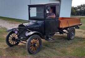 1919 Ford Model T Pickup Truck | Item D1688 | SOLD! October ... 1926 Ford Model T 1915 Delivery Truck S2001 Indy 2016 1925 Tow Sold Rm Sothebys Dump Hershey 2011 1923 For Sale 2024125 Hemmings Motor News Prisoner Transport The Wheel 1927 Gta 4 Amazoncom 132 Scale By Newray New Diesel Powered 1929 Swaps Pinterest Plans Soda Can Models 1911 Pickup Truck Stock Photo Royalty Free Image Peddlers