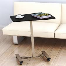 Office Coffee Stand Fabulous Amazon Shw Height Adjustable Mobile Laptop Desk Rolling