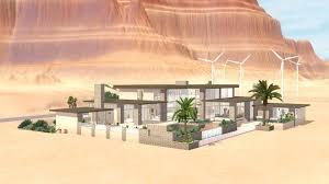 100 Desert House Mod The Sims Modern