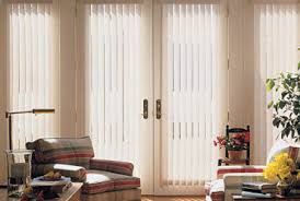 Patio Door Window Treatments Ideas by Home Office Window Treatment Ideas For French Doors