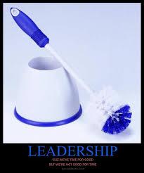 Leadership A DeMotivational Poster