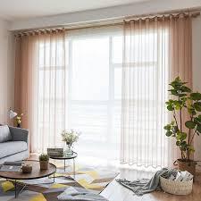 großhandel yaapeet solid color moderne europa gardinen wohnzimmer fenster vorhänge high quality esszimmer blackout fenster vorhang hariold 13 38