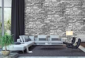 fototapete natursteinmauer grau fototapeten tapete wandbild wand steine m0472
