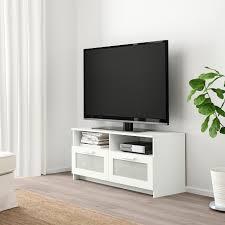 brimnes tv bank weiß 120x41x53 cm
