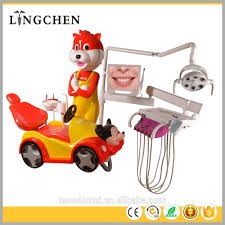 Adec Dental Chair Weight Limit by Lingchen Dental Equipment New Design Lovely Cartoon Children