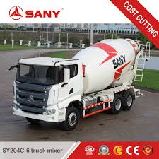 China Sany Sy204c-6 4m3 4 Cubic Meters Small Concrete Truck Mixer ... China Sinotruck Howo 6x4 9cbm Capacity Concrete Mixer Truck Sc Construcii Hidrotehnice Sa Triple C Ready Mix Lorry Stock Photos Mixing 812cbmhigh Quality Various Specifications And Installing A Concrete Batching Plant In Africa Volumetric Vantage Commerce Pte Ltd 14m3 Manual Diesel Automatic Feeding Cement This 2400gallon Cocktail Shaker Driving Across The Country Is Drum Used Mobile Mixers