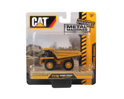 100 Cat Truck Toys Daron Worldwide Trading 39514 198 CAT Die Cast Dump DWT39514
