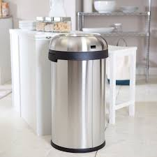 Space Saver High Chair Walmart Canada by Kitchen Stainless Steel Simplehuman Trash Cans For Your Kitchen