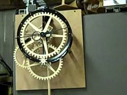 mt wooden clock mp4 youtube