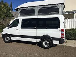 Sprinter Pop Top Colorado Campervan Weekender Conversion
