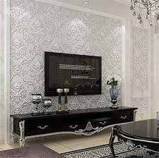 giow 3d wallpaper moderne einfache textur vlies reine farbe