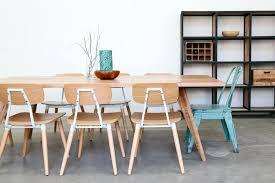 Danish Dining Room Set Table Rust Furniture Bespoke Chairs Mid Century Modern