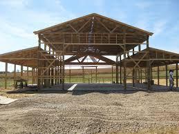 Pole Barn Floor Plans Awesome House Plan Pole Barn Blueprints Pole