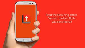 New King James Bible App NKJV