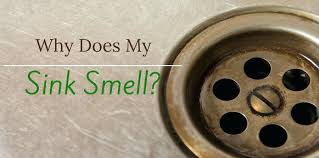 why does my kitchen sink smell remove pivot rod kitchen sink