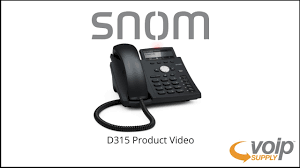 Snom D315 Product Video | VoIP Supply - YouTube Pbx Voip Snom 821 Headset Cnection Handsfree Colour Light Grey Snom 710 Entry Level Ip Phone Provu Communications Telfono D345 Youtube Premiertech Phones Phone Warehouse D3xx Series Technology C520 Conference M9r Dect With Base Station On Csmobiles Alloy Computer Products Australia Snom300uc Wj England Snom Pa1 Public Announcement System For Ocs Sip First Guide On How To Manually Provision Your 3cx