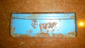 Tonka Ford Or Dodge Dump Truck Tailgate 1965-67 For Parts   #1837466110