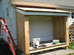 Floor Joist Spacing Shed by Building A Firewood Shed A Concord Carpenter