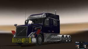 100 Truck Shop Volvo VNL V14 BSA Revision V132 ATS American