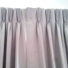 Box Pleat Curtains Awesome Box Pleated Curtains With Inverted Box