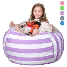 Amazon.com: WEKAPO Stuffed Animal Storage Bean Bag Chair For Kids ... Bean Bag Chairs Loungers Jaxx Bags The Best Large For Your Rec Room Dorm And High Back Chair For Kids Tall Tough And Textured Beanbag Big Joe Duo Blackred Engine Walmartcom Fur Charcoal Plush Lounger Ivory Deene Grey Kmart Ace Casual Fniture Black Vinyl 1320701 Home Depot Teardrop Inoutdoor Majestic Goods Individual Every Space Review Geek 6 Tips On How To Clean A Overstockcom