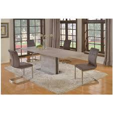 Kalinda Extendable Dining Table Alternate Image 2 Of 8 Images