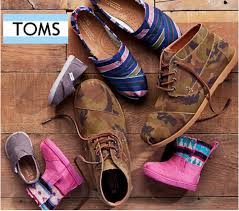 Nordstrom Rack Up to  f Select TOMS Shoes FREE Shipping