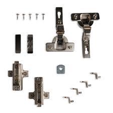 Radiator Cabinets Bq by Cooke U0026 Lewis Soft Close 105 Framed Cabinet Hinge Pack Of 2