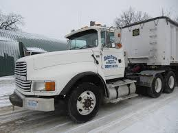 100 Rts Trucking Albrecht Auctions 1996 Ford LTL 9000 Semi Tractor 3406 CAT