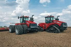100 Stigers Trucks Steiger Series 4WD Row Crop Farming Tractors Case IH