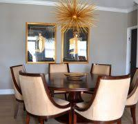 New York Sunburst Chandelier With Furniture Repair Upholstery Professionals Dining Room Transitional And White Door Frame
