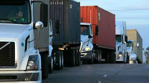 100 Union Truck Driving School State Senator Seeks To Crack Down On Wage Theft In Port Trucking