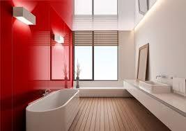 glas statt fliesen im bad pflegeleicht und dekorativ