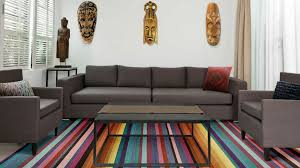 Kathy Ireland Griot Living Room Rug How To Position A Size Shape Matter