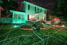 Spirit Halloween Wichita Ks by Dazzling Halloween Displays Wichita Area Residents Cook Up