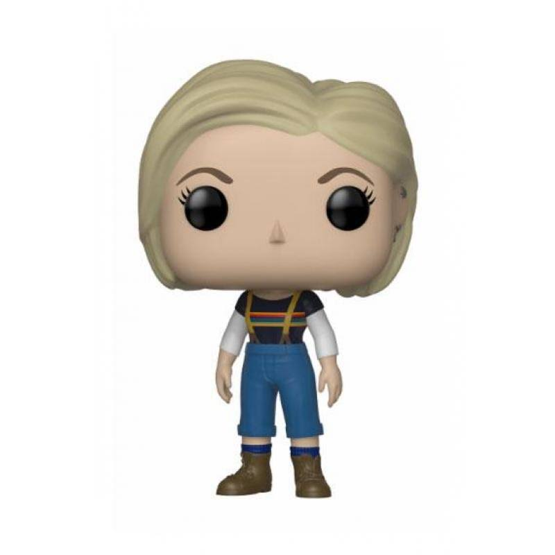 Doctor Who Thirteenth Doctor Pop! Vinyl