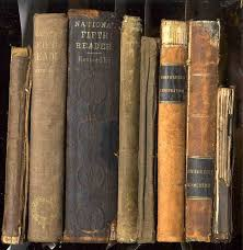 Image For 7 VOLUMES OF TEXT BOOKS FROM THE MID TO LATER 1800S PUBLISHED BY BARNES