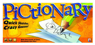 Pictionary Card And Board Games