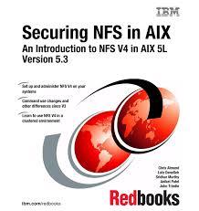100 Sridhar Murthy Securing NFS In AIX IX Version 53