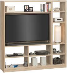 maja möbel raumteiler mit cableboard und tv halterung