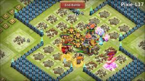 Castle Clash Pumpkin Duke Best Traits by Hero Trials L17 Nice Rewards 6 Double Evolved Heroes Castle Clash