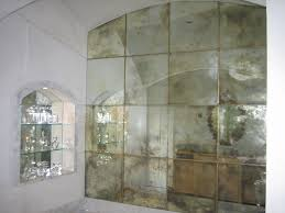 Antique Mirror Tiles 12x12 by Mirror Glass Tiles Wall Vanity Decoration