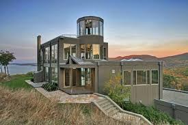100 Glass Modern Houses Design House In New York