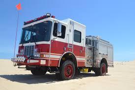 100 Blue Fire Trucks HXR HME Inc